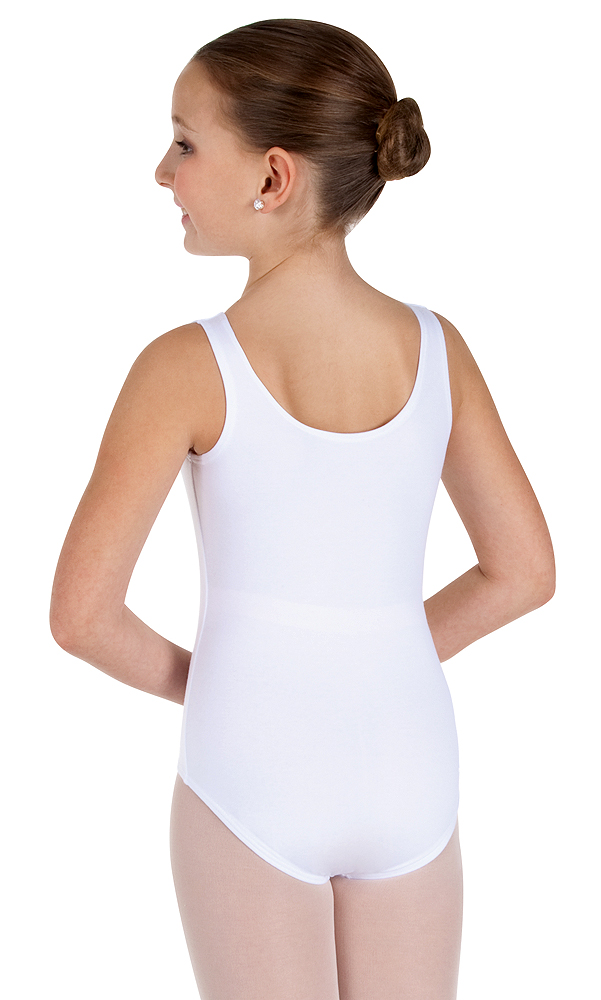 Childrens Ballet Cut Tank Leotard by Body Wrappers