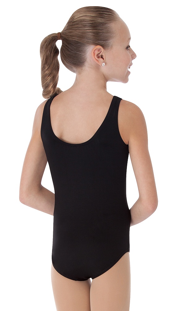 Childrens Boatneck Tank Leotard by Body Wrappers