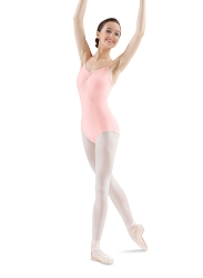Pinch Seam Camisole Leotard by Mirella