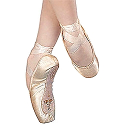 Sansha Satin Pointe Shoe