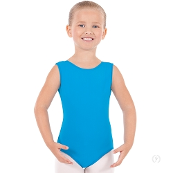 Girl's Tank Leotard by Eurotard