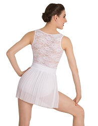Tank Lace Back Leotard by Premiere