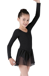 Leotards with Skirts