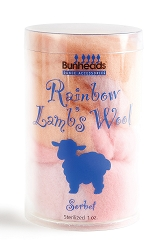 Rainbow Lambs Wool by Bunheads