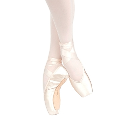 Brava Pointe Shoe by Russian Pointe