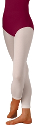 Soft Supplex Plus Size Footless Tights by Body Wrappers