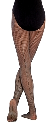 Seamed Fishnet by Body Wrappers
