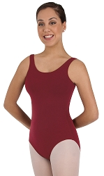 Ballet Cut Tank Leotard by Body Wrappers