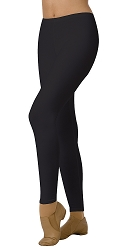 Low Rise Footless Legging by Body Wrappers
