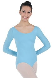 Long Sleeve Ballet Cut Leotard by Body Wrappers
