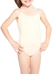 Childrens Camisole Leotard with Adjustable Straps by Capezio