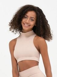 Rib Crop Top by Capezio