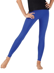 Cotton Lycra Ankle Leggings by Baltogs