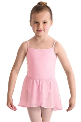 Mock Wrap Pull on Ballet Skirt by Bloch