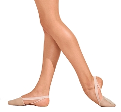 Leather Pirouette II by Capezio