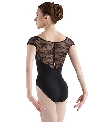 The Chiwa Cap Sleeve Leotard by Bloch
