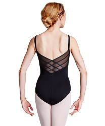 Allnatt Cross Back Camisole Leotard by Bloch