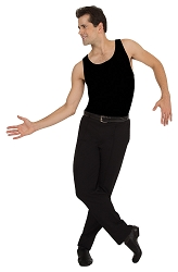 Mens Dance Pant by Body Wrappers