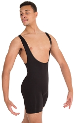 Mens Cut-Way Tank Short Leotard by Body Wrappers