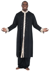 Mens Robe by Body Wrappers