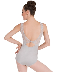 Tank Lace Bodice Leotard by Premiere