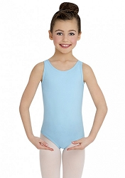 Childrens Team Basic Tank Leotard by Capezio